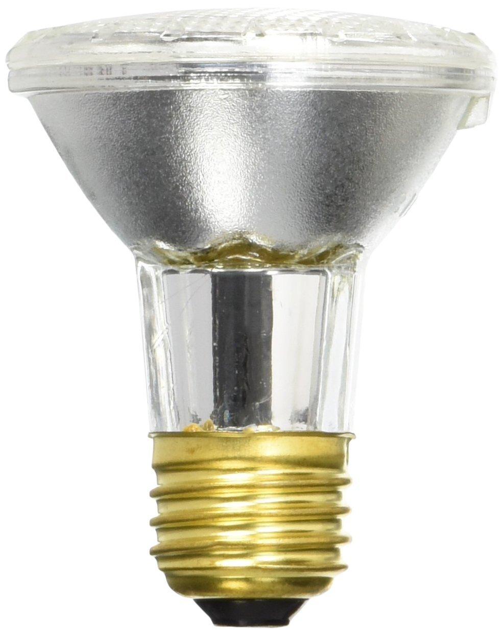 GE Lighting 69163 38-watt 490-Lumen Energy-Efficient Halogen Floodlight Bulb with Medium Base (6 Pack)
