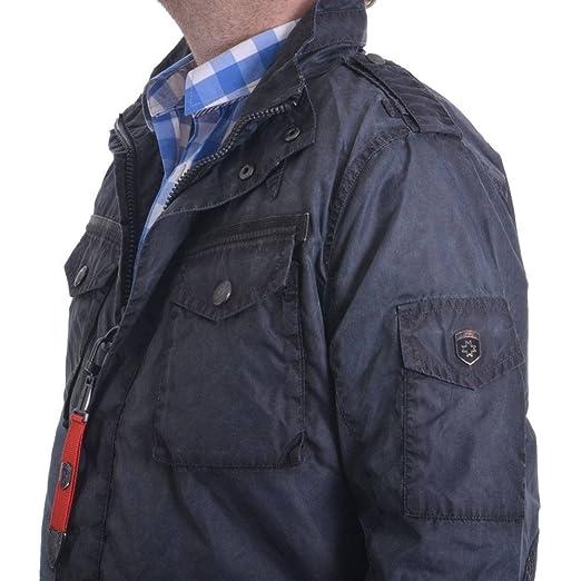 Wellensteyn - Chaqueta - para hombre azul azul: Amazon.es: Ropa y accesorios