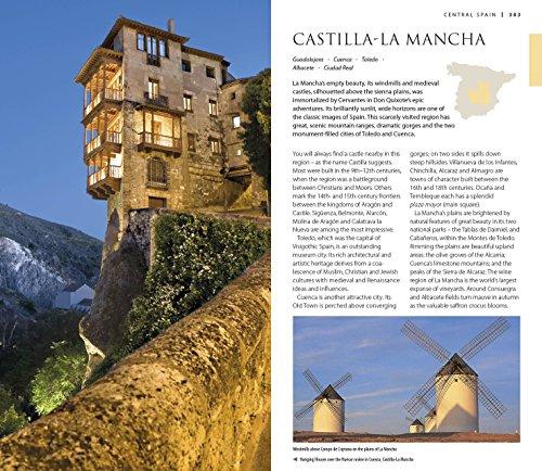 611X W3IRIL - DK Eyewitness Spain (Travel Guide)