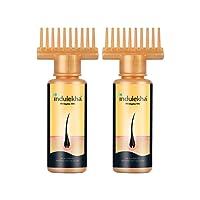 Indulekha Bhringa Hair Oil, 100ml (Pack of 2)