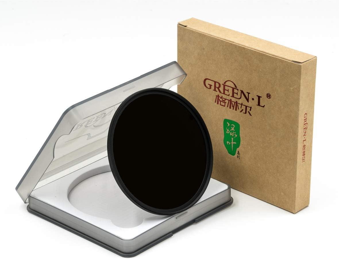 GREEN.L 82mm IR 720 Infrared 720nm X-Ray IR Glass Filter