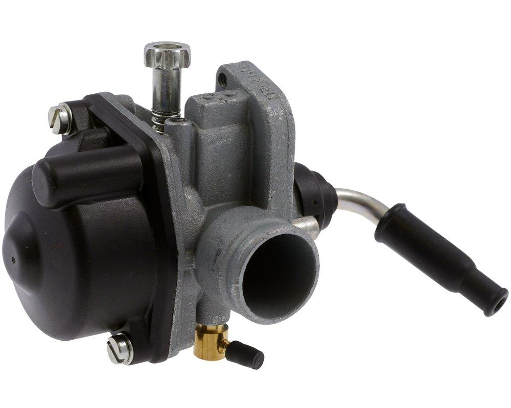 Piaggio-Zip 2 50 DT AC 00-09 ZAPC250 Vergaser DELLORTO 17,5mm f/ür E-Choke