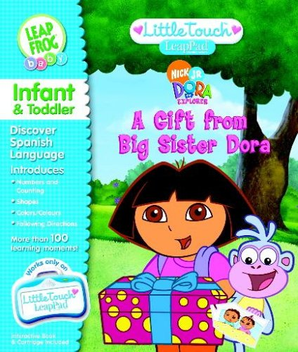 Little Touch Leap Pad Book: Dora the Explorer by LeapFrog