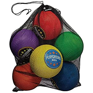 """Franklin Sports Classic 8.5"""" Playground Balls – Perfect for Gymnasium Games and Playground Games – Great for Kickball, Four Square and Many More"""