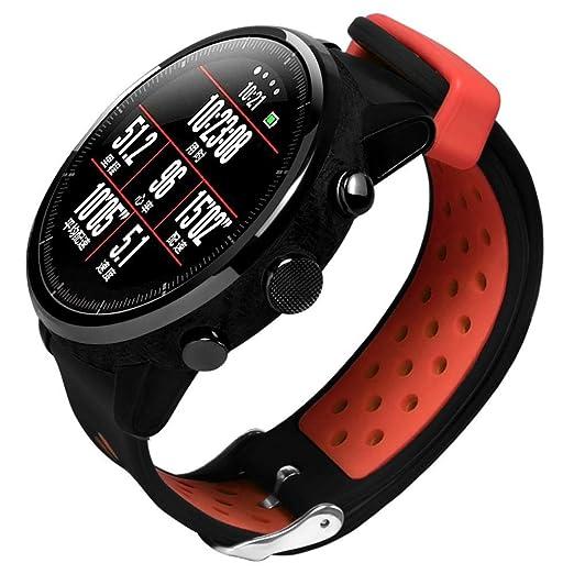 BZLine para Xiaomi huami amazfit 2/2S Smart Watch, Premium ...