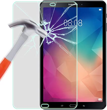 Samsung Galaxy Tab A 10.1 SM-T580//T585  Clear Tempered Glass Screen Protector