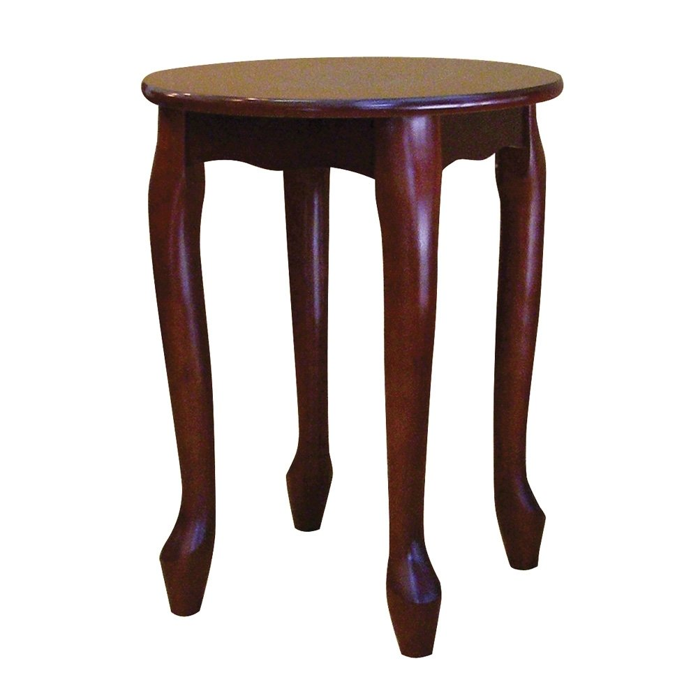 Amazon.com: ORE International JW-182S Small Coffee Table, Cherry: Kitchen &  Dining
