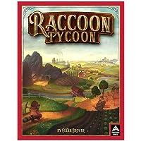 Mr. B Games Raccoon Tycoon vídeo Juego