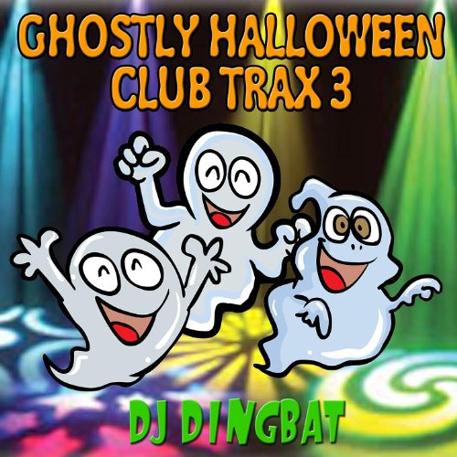 Ghostly Halloween Club Trax 3 for $<!--$8.99-->