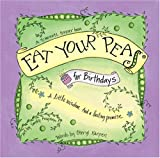 Eat Your Peas for Birthdays, Cheryl Karpen, 0977609626