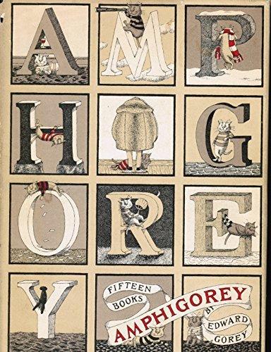 Amphigorey by Edward Gorey (1972-10-26): Amazon.es: Edward ...
