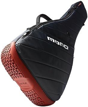Mono m80-veg-gry funda para guitarra eléctrica