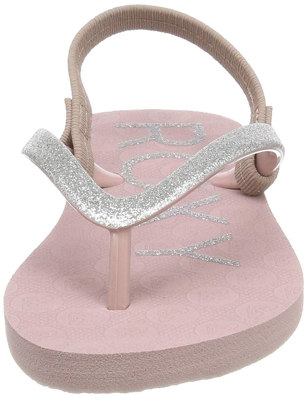 Roxy TW Viva Glitter II Sandalias para Beb/és