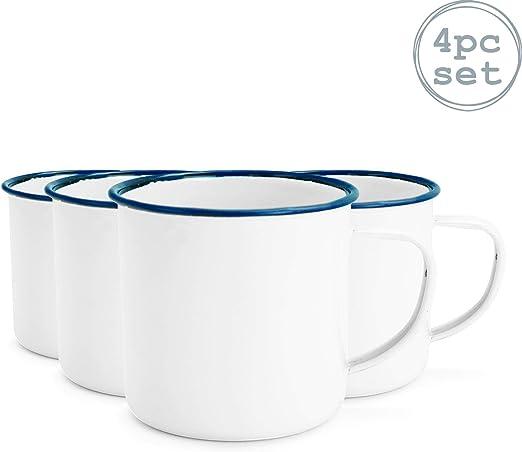 4pc Small Tumbler Mug 90ml Espresso Coffee Cup