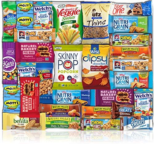 Healthy Snacks Care Package (Count 30) - Discover an entire new international of Healthy Snacks