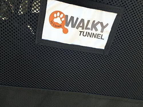 Walky Tunnel Pet Travel Tube Automotive Pet Barrier