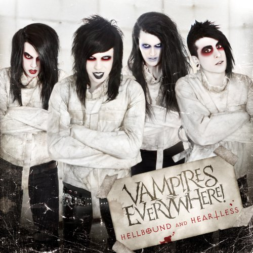 vampires everywhere hellbound and heartless