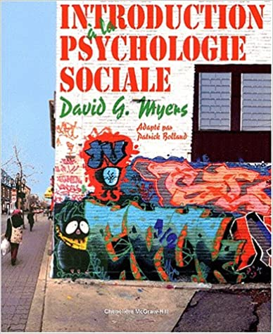 Livre gratuits en ligne Introduction à la psychologie sociale pdf