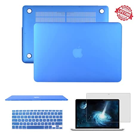 Amazon.com: Funda para Macbook Air de 11,6 pulgadas, ICLOVER ...