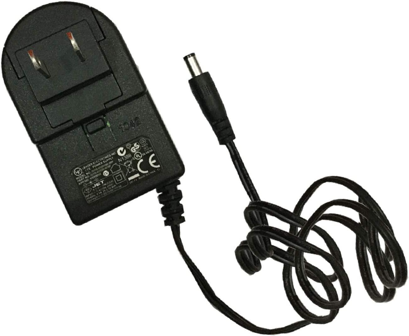 DC Car Adapter for Stanley SL5HS LED light spotlight Power Supply Charger Cord