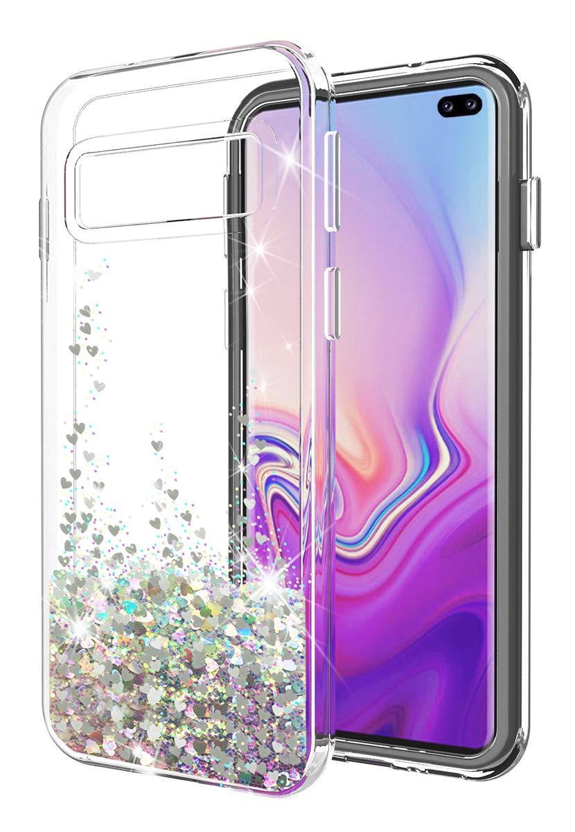 Funda Para Samsung S10 Plus Glitter Sunstory (7mptlc7s)