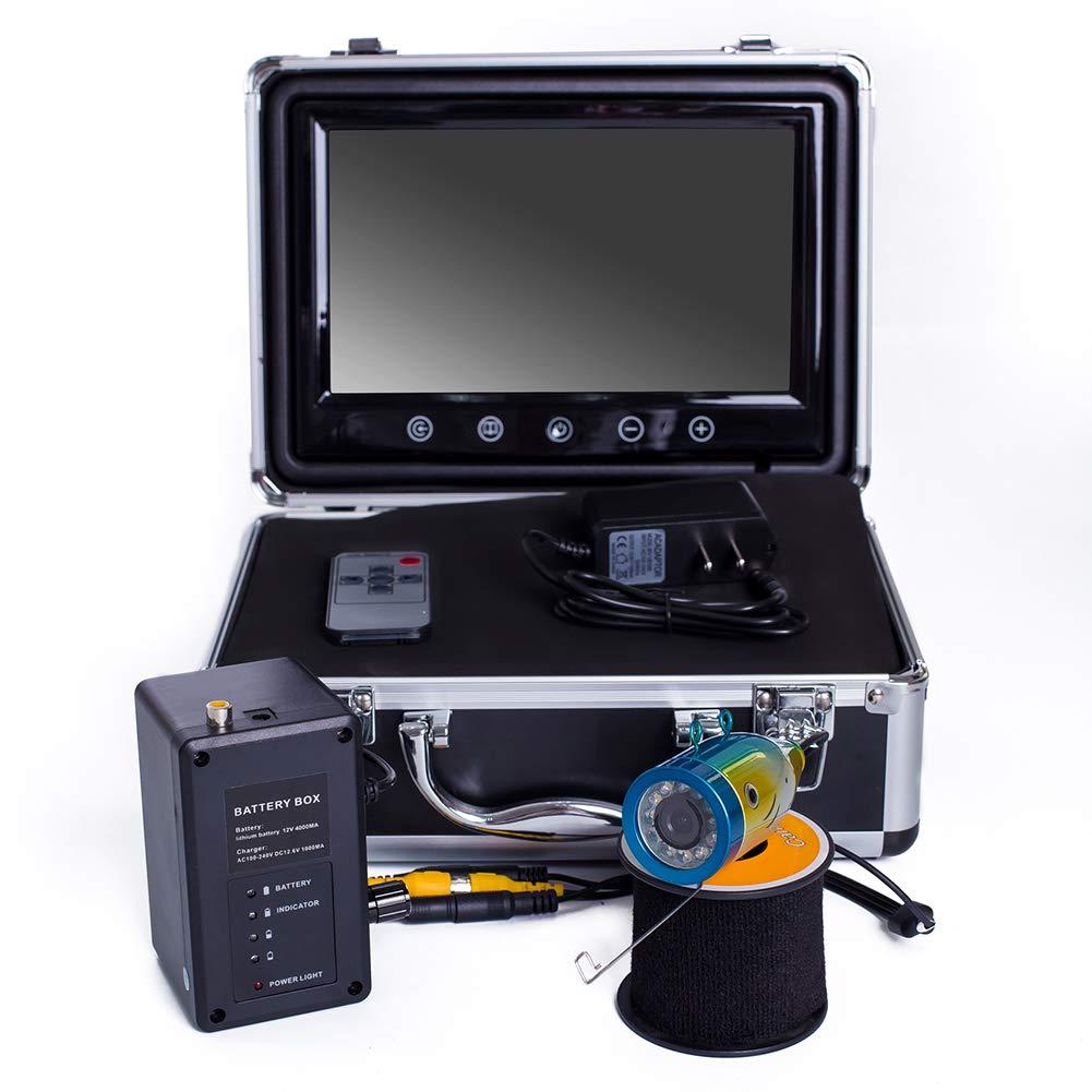 9インチ水中魚群探知機HD水中カメラTFTカラーディスプレイCCDとHD 1000TVLカメラ(30M)   B07QMCSB8Y, おせち専門店 北海道小樽きたいち:78c01de6 --- tandlakarematspetersson.se
