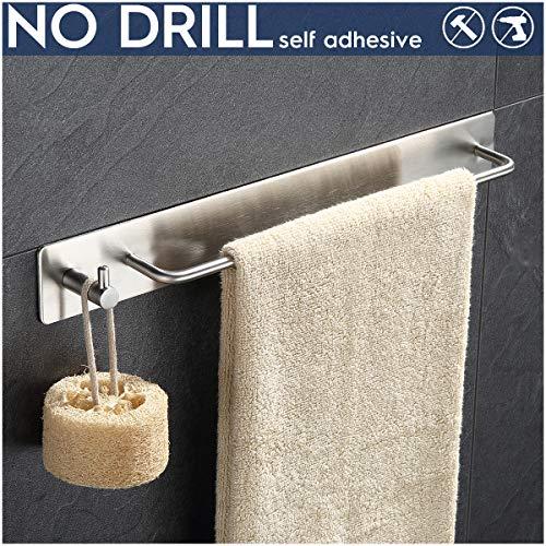 no drill towel holder - 3