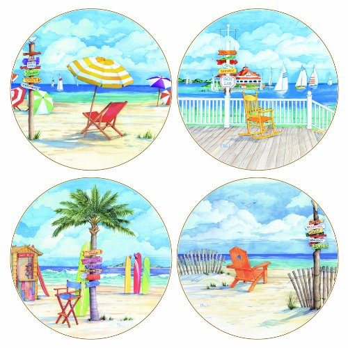 CoasterStone AS1760 Absorbent Coasters 4 Inch product image