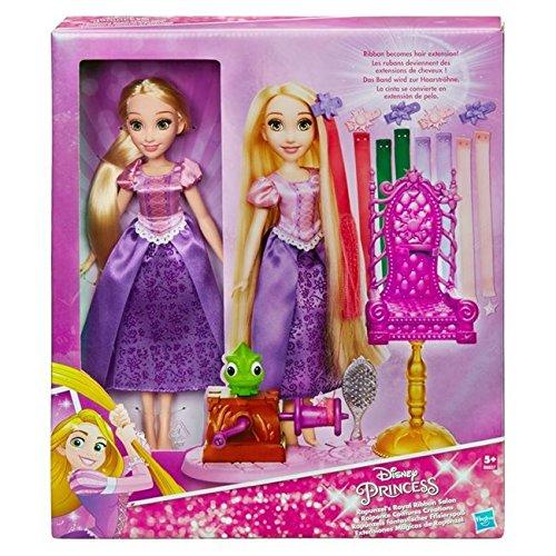 hasbro b6837 disney princess raiponce coiffures crations poupe fauteuil