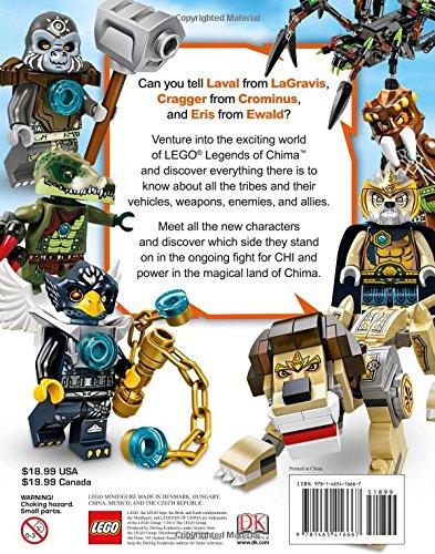 Lego Legends Of Chima Character Encyclopedia Dk Publishing 0790778016661 Amazon Com Books