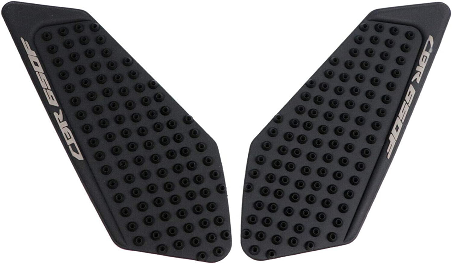 COPART Motorcycle Gas Tank Pads Side Stickers Knee Grips Protectors for Honda CBR650F 2013-2017