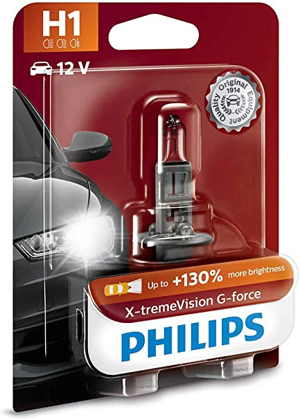 Philips 0730260 12258xvgb1 X Tremevision G Force H1 Auto