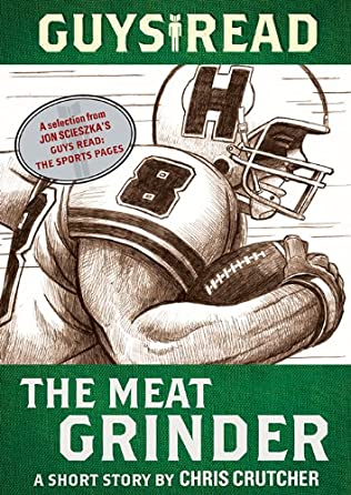 book cover of The Meat Grinder