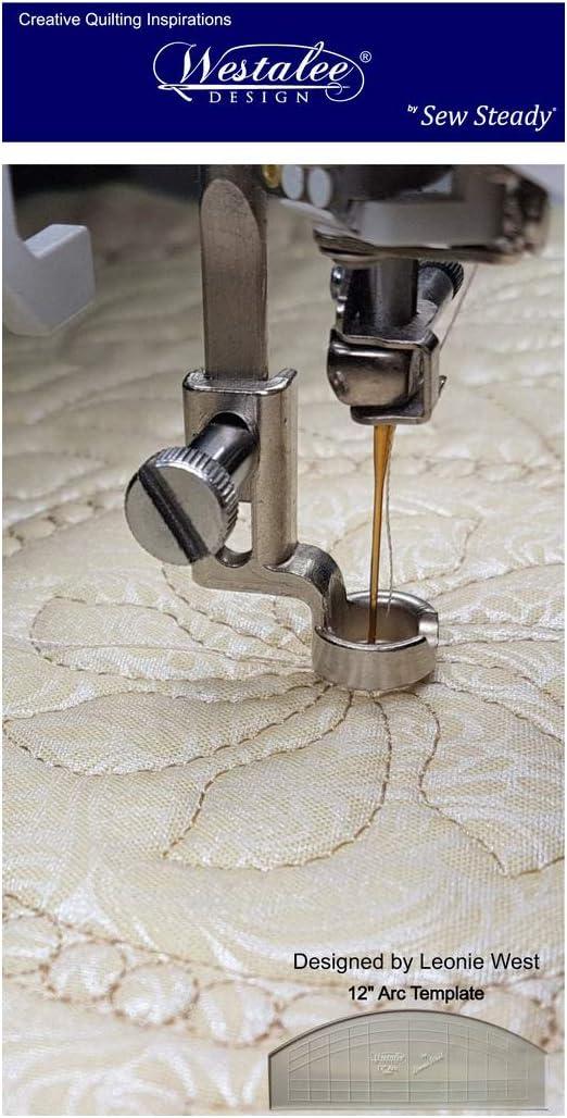 Sew Steady Westalee Design High Shank - Ruler Foot Starter Package