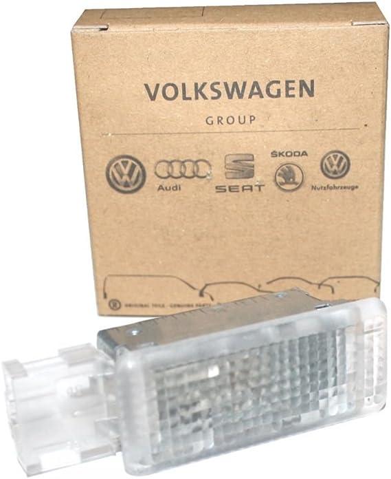 Volkswagen 6l0947415 Kofferraumbeleuchtung Klar Lampe Kofferraum Leuchte Auto