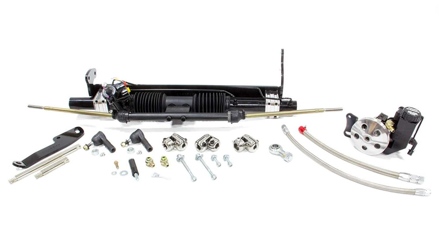 Unisteer 8010740-01 Power Rack and Pinion Kit for Chevrolet Chevelle
