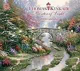 #10: Thomas Kinkade Painter of Light 2018 Deluxe Wall Calendar