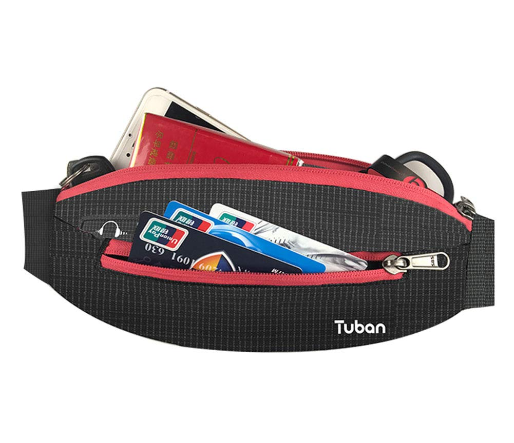 Sima Palace Sports Pockets Mens Outdoor Running Mobile Phone Bag Female Multi-Function Waterproof Mini Fitness Equipment Small Belt Bag Fashion
