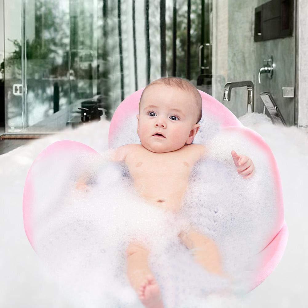 0-3 Jahre Infant Jannyshop Baby New Badewanne Sitz Blume Klappkissen Babykissen