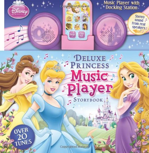 Download Disney Princess Deluxe Music Player: Storybook with Docking Station pdf epub