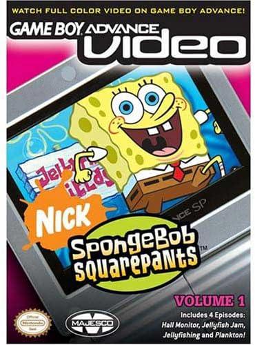 Amazon com: Spongebob Squarepants, Vol  1: Artist Not