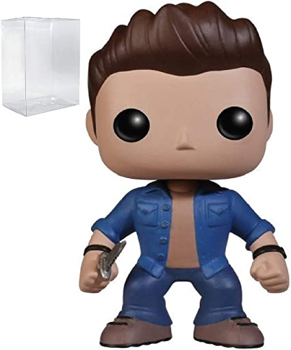Crowley Brand New In Box Funko Supernatural POP TV