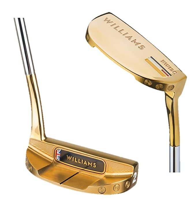 Williams F1 Racing Golf fw15 C edición 24 K chapado en oro ...
