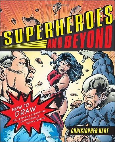 Book Superheroes and Beyond