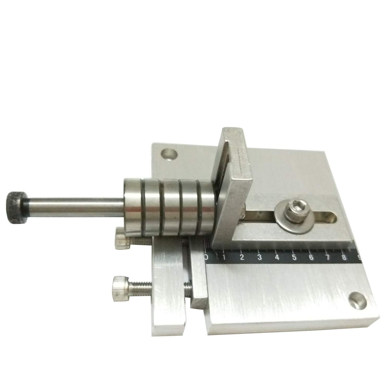 BANYOUR Leather Belt Cutting Machine Leather Strap Cutter Machine Aluminium Leather Strip Cutting Tool Belt Cutting