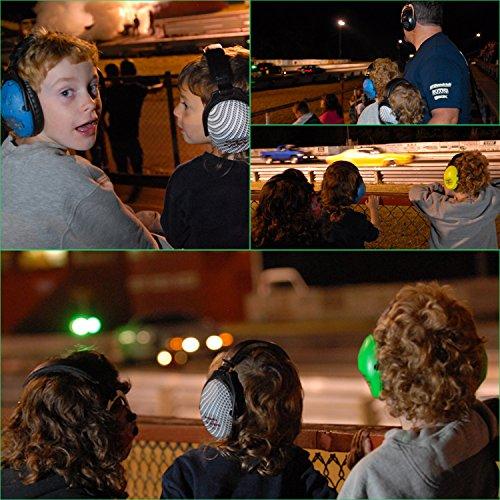 Pro Ører - Revo - Elektroniske Hørselsvern Og Forsterkning - Nrr 25 - Ungdom Og Kvinner Øreklokker - Zombie