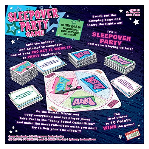Endless Games The Sleepover Party Game by Endless Games (Image #2)