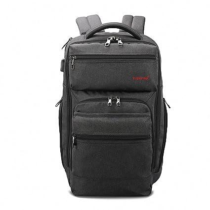d1a77b7eb437 Amazon.com  NEW Fashion Tigernu Brand 15.6inch Laptop Backpack USB ...
