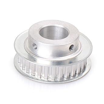 GZYF Poleas de correa de distribución de 20 mm de diámetro XL30T ...