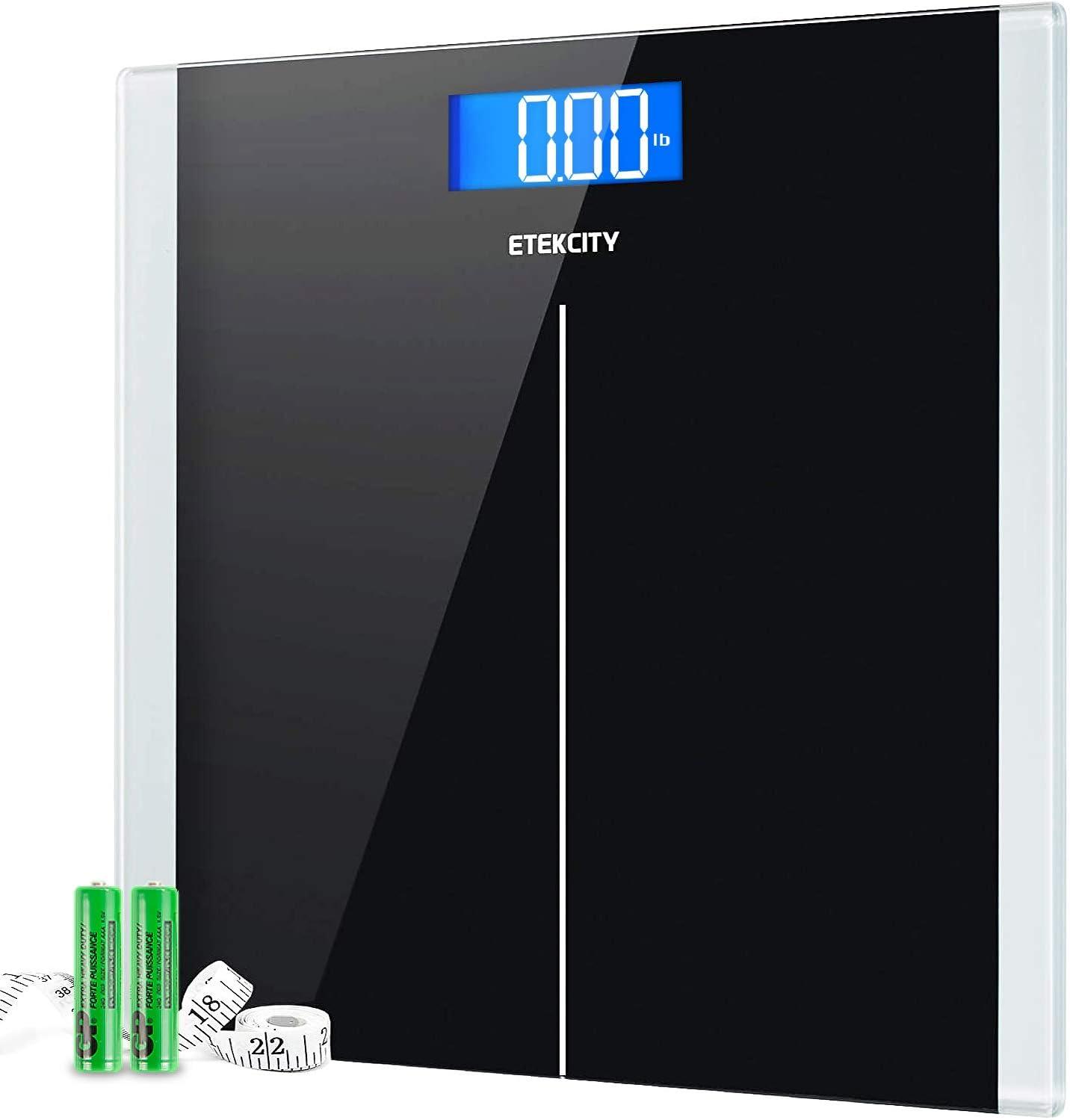 Etekcity 400 Lb Digital Body Weight Bathroom Scale $16.99 Coupon